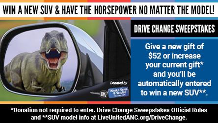Drive Change CY21